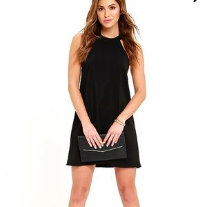 NWOT Backless mini dress